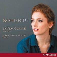 Layla Claire and MarieEve Scarfone - Various Songbird [CD]