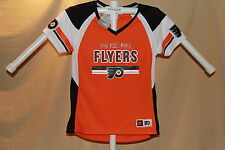 Philadelphia Flyers NHL Fan Fashion JERSEY/Shirt  MAJESTIC Womens 2XL   NWT $55