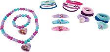 Frozen Schmuckset 18 Teile Kette Armband Haarspangen Anna Elsa Olaf Schmuck Set