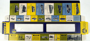 NEW C10 Reproduction Replacement Box for Large AHM Locomotives HO Scale