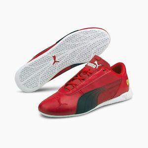 PUMA Men's Scuderia Ferrari R-Cat Motorsport Shoes New with Box Free Shipping