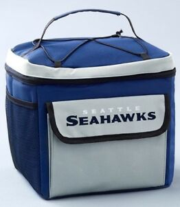 NFL Football Team NFL Bungee Cooler Seattle Seahawks NEW