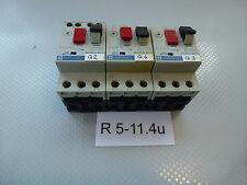 034343 unbenutzt in OVP 7 Stück Telemecanique GV AE11 Nr
