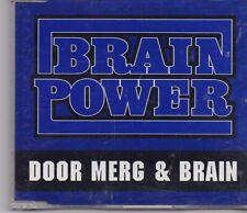 Brainpower-Door Merg &Brain cd maxi single