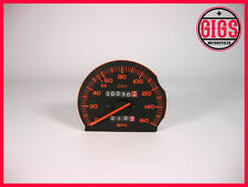 CONTAMIGLIA Veglia Borletti NEW! Tachometer Speedometer Miles STRUMENTAZIONE