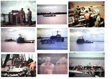 Uss Benewah (Apb-35) Vietnam War Home Movies Dvd Mekong Delta Pbr