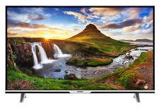 Telefunken XU55D101 LED Fernseher 55 Zoll 4K Ultra HD TV Triple Tuner schwarz
