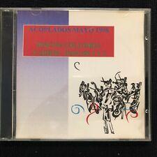 ACOPLADOS MAYO 1998 FEAT KAIRO / FEY / SKANK / MERCURIO / LA DOSIS PROMO 2 X CD