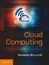 Cloud Computing by Sandeep Bhowmik (2017, Paperback)
