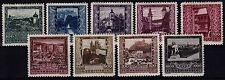 Ungebrauchte Briefmarken mit Falz (bis 1967 österreichische)