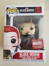 Marvel # 619 Black Widow Collector Corps Exclusive Pop Brand New
