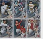 2016 Topps Gold Label CLASS 1 Cards Finish Your Set Pick List Flat S/H ++
