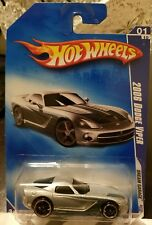 2009 Hot Wheels 2006 DODGE VIPER  #147/190 Silver Hard to Find