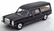 1:18 Cult Scale Mercedes /8 W114 Pollmann hearse 1972 black