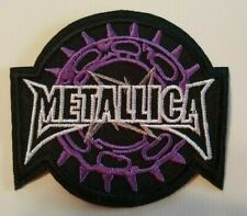 NEW 3 1//2 X 6 1//8 INCH ALICE COOPER IRON ON PATCH FREE SHIPPING