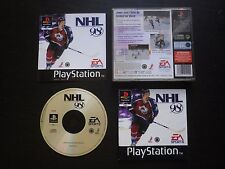 NHL 98 : JEU Sony PLAYSTATION PS1 PS2 (hockey sur glace COMPLET envoi suivi)