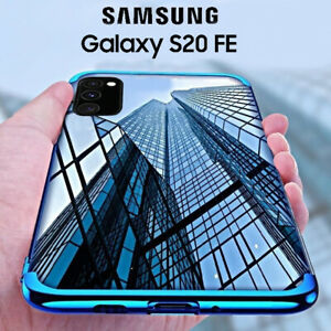 Cover for Samsung Galaxy S20 Fe Case Electro+Film Tempered Glass 9H