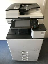 Ricoh MPC2503 Colour Copier Printer Scanner. FREE Delivery/Install (Total 183k)