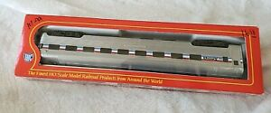 Int'l Hobby Corp. HO Scale AMTRAK Corrugated Side Observation IHC #3344 6623-1