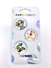 PopSockets 3-Piece Colorful PopMinis Posh Pups Phone Grips