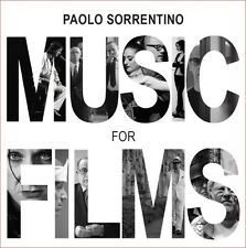 ARTISTI VARI PAOLO SORRENTINO: MUSIC FOR FILMS (BOX 5 CD)  NUOVO SIGILLATO