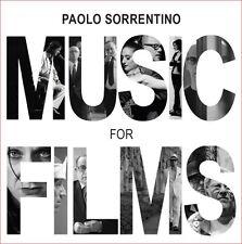ARTISTI VARI PAOLO SORRENTINO: MUSIC FOR FILMS (BOX 5 CD)  NUOVO SIGILLATO