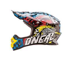 O 'Neal 3 Series casco Wild MULTI Taglia L UVP 129,95 € *