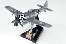 36401 1/72 Scale FW190A-6 5 Rudolf 1943 Warplane Airplane  Assembled Easy Model