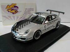 Porsche Tourenwagen- & Sportwagen-Modelle von MINICHAMPS