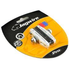 Jagwire Sleek Pro Road Energy Brake Shoes / Pads For Road Bike , White