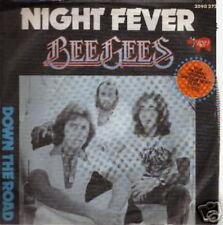BEE GEES 45 TOURS BELGIQUE NIGHT FEVER