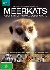 Meerkats - Secrets Of An Animal Superstar (DVD, 2014, 3-Disc Set)