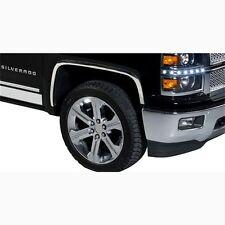 Wheel Arch Trim Set PUTCO 97295 fits 14-15 Chevrolet Silverado 1500