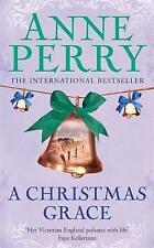 A Christmas Grace by Anne Perry (Paperback) New Book