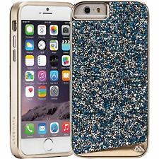 Case-Mate Case Brilliance for Apple iPhone 6 Plus 6s Plus - Turquoise GOLD
