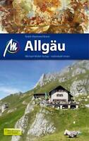 REISEFÜHRER ALLGÄU 2014/15, OBERSTDORF, Michael Müller Verlag, + 10 Wanderungen