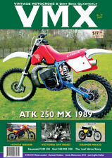 VMX Vintage MX & Dirt Bike AHRMA Magazine - NEW ISSUE #77