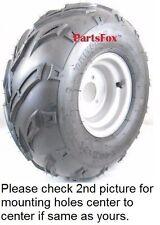 "16x8-7"" Wheel Coolster SunL 110cc 125cc ATV Quad Go Kart Tire & Rim Left side"