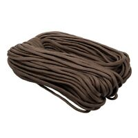 100ft 550 Cord Para cord Parachute Survival Cord - Coyote Brown  W9J4