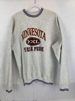 Vintage - Legends Athletic - NFL - Minnesota Vikings - Purple Pride - Sweatshirt