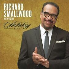 Richard Smallwood - Anthology Live - CD Album Damaged Case