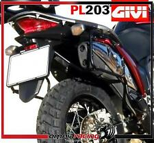 Pannier flanc valise porte pour Monokey Honda XL 700 V Transalp 2008>2011