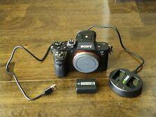 Sony Alpha A7r II Mirrorless Digital Camera With Meike Vertical Grip Ilce7rm2