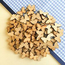 Wooden MDF Butterfly Shape 3mm MDF, Craft, Tags, Embellishments, Decoration