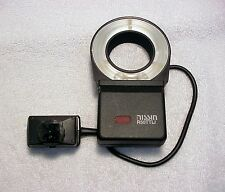 Nissin Ring Lite R50TTLi with single metal contact flash shoe for 49mm or 52mm