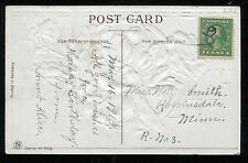 Robbinsdale MN Manuscript RFD cancel Type 11D Rt 3 Hennepin Co.UNLISTED  RFD214