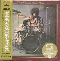 BUDDY MILES-THEM CHANGES-JAPAN MINI LP SHM-CD Ltd/Ed G00