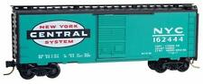 MT 020 00 390 New York Central 40' Box Car