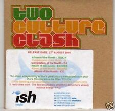 (H948) Two Culture Clash - DJ CD