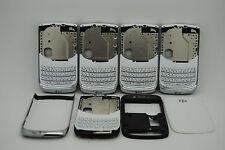 LOT of 5 OEM Blackberry torch 9800 White 4pc back housing REF USA seller